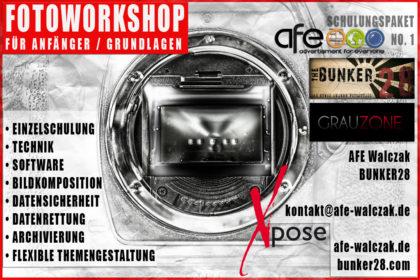 Fotoworkshop und Fotolehrgang Dortmund