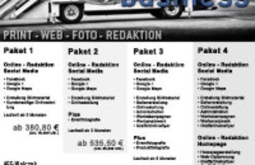 Facebook Online Redaktion Dortmund mit AFE Werbeagentur aus Dortmund