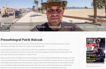 Pressefotograf Patrik Walczak aus Dortmund